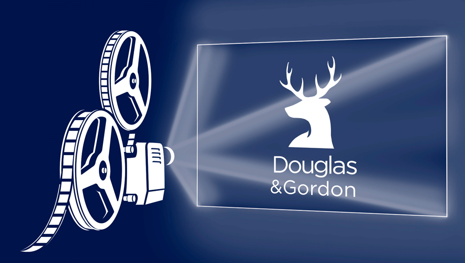 Douglas & Gordon - Film sponsorship